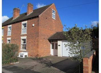 Thumbnail 4 bed semi-detached house for sale in Main Road, Ombersley