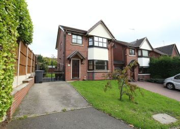 Thumbnail 3 bed detached house to rent in Chepstow Close, Biddulph, Stoke-On-Trent