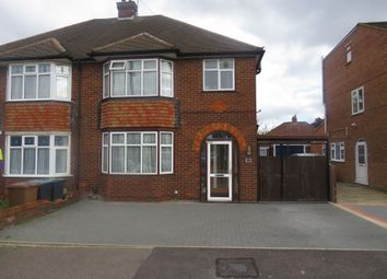 Thumbnail 3 bedroom semi-detached house for sale in Granby Road, Leagrave, Luton