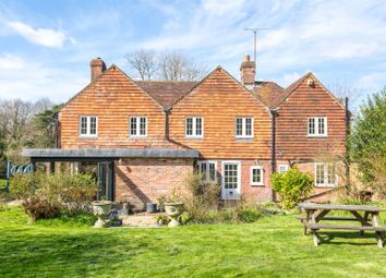 Thumbnail 4 bed detached house for sale in Halland, Lewes