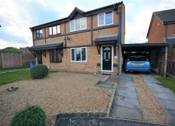 Thumbnail 3 bed semi-detached house for sale in Portsch Close, Carlton Colville, Lowestoft