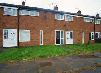 Thumbnail 3 bed terraced house for sale in Tintagel Close, Coventry