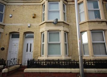 Thumbnail 2 bed terraced house to rent in Leopold Road, Kensington, Liverpool