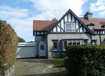 Thumbnail 5 bed semi-detached house for sale in The Cronk, The Colony, Port Lewaigue