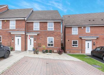 Thumbnail 3 bed end terrace house for sale in Croft Gardens, Wolverhampton