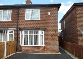 Thumbnail 2 bed semi-detached house to rent in Stenson Road, Littleover, Derby