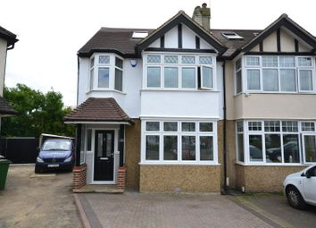 Thumbnail 4 bed semi-detached house for sale in Haslam Avenue, Sutton