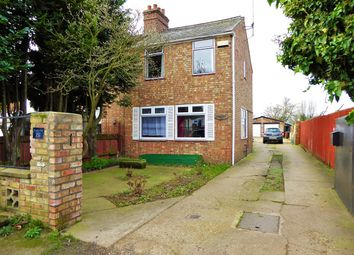 Thumbnail 3 bed semi-detached house for sale in Osborne Road, Wisbech