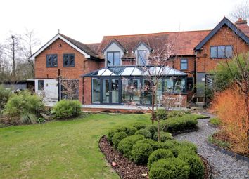 Thumbnail 5 bed semi-detached house for sale in Searles Farm Cottages, Searles Farm Lane, Near Burghfield, Reading