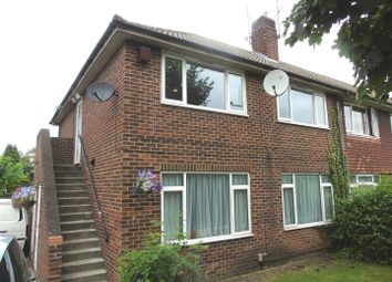 Thumbnail 3 bed maisonette to rent in High Road, Leavesden, Watford
