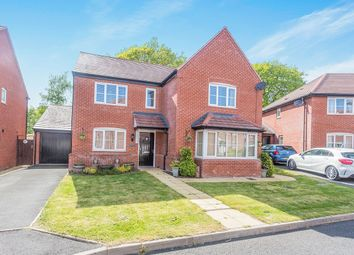 Thumbnail 5 bed detached house for sale in Betjeman Way, Cleobury Mortimer, Kidderminster