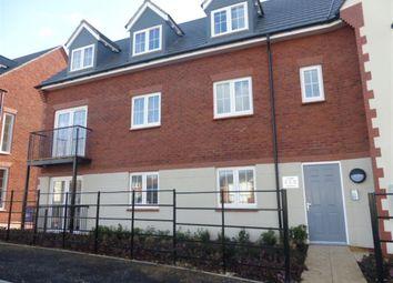 Thumbnail 2 bedroom flat to rent in Ampthill Way, Faringdon Fields, Faringdon