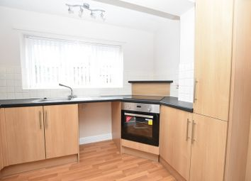 Thumbnail 2 bed terraced house to rent in High Street, Silverdale, Newcastle
