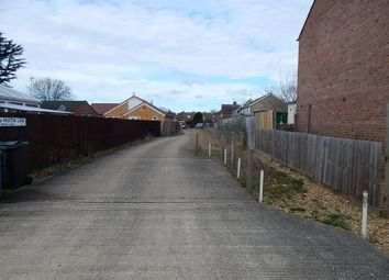Thumbnail Land for sale in Roadway Between 19-21 Paston Lane, Peterborough, Cambridgeshire