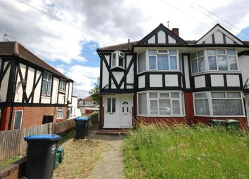 Thumbnail 1 bed maisonette for sale in Heather Park Drive, Wembley