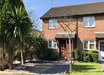 Thumbnail 2 bed end terrace house to rent in Barnfield Way, Oxted, Surrey