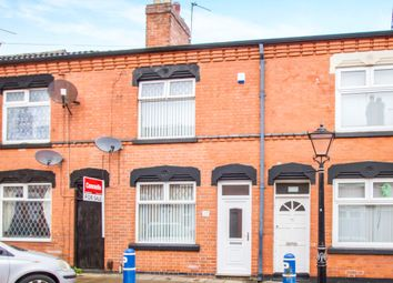 Thumbnail 3 bedroom terraced house for sale in Worthington Street, Highfields, Leicester