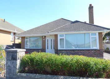 Thumbnail 3 bed detached bungalow for sale in Furzehatt Park Road, Plymstock, Plymouth, 8Lf.