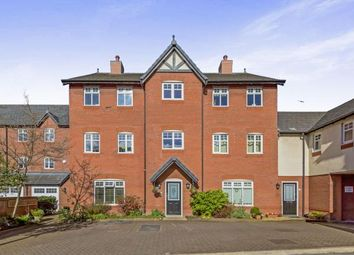 Thumbnail 1 bedroom flat for sale in Newhaven Court, Nantwich, Cheshire
