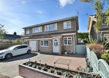 Thumbnail 3 bed semi-detached house for sale in Weir Farm Paddock, Scothern, Lincoln