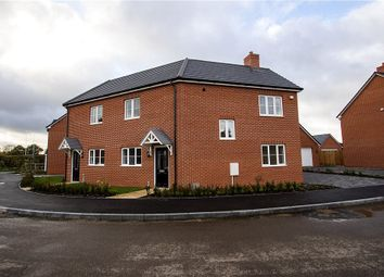 Thumbnail 3 bed semi-detached house for sale in The Arches, Lovell Road, Oakley