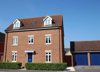 Thumbnail 5 bedroom detached house for sale in Turing Court, Grange Farm, Kesgrave, Ipswich