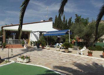 Thumbnail 5 bed villa for sale in Aspe, Alicante, Valencia, Spain