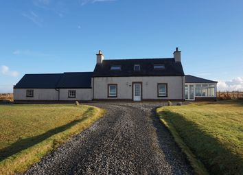 Thumbnail 3 bed detached house for sale in Melbost, Borve, Isle Of Lewis