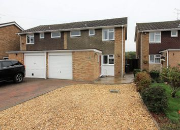 Thumbnail 3 bed semi-detached house for sale in Beechnut Drive, Blackwater, Camberley