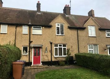 Thumbnail 3 bed terraced house for sale in Icknield Way, Letchworth Garden City, Hertfordshire, England