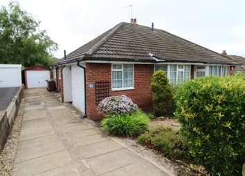Thumbnail 3 bed semi-detached bungalow for sale in Grove Farm Crescent, Leeds