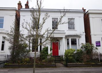 Thumbnail 5 bed detached house for sale in Leam Terrace, Leamington Spa
