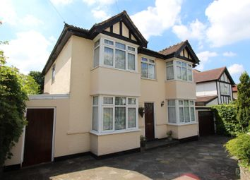 Thumbnail 5 bed detached house for sale in Blue Cedars, Warren Road, Banstead