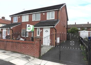 Thumbnail 3 bed semi-detached house to rent in Bramcote Road, Northwood, Kirkby