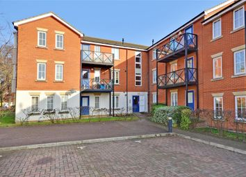Thumbnail 2 bedroom flat for sale in Hevingham Drive, Chadwell Heath, Essex