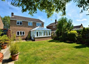 Thumbnail 5 bedroom detached house for sale in Station Road, Kings Cliffe, Peterborough