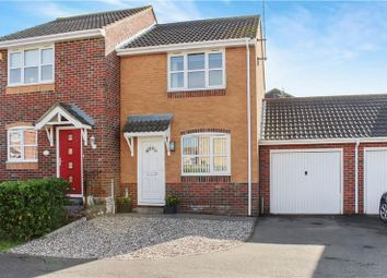Thumbnail 2 bed semi-detached house for sale in Foxhatch, Wickford
