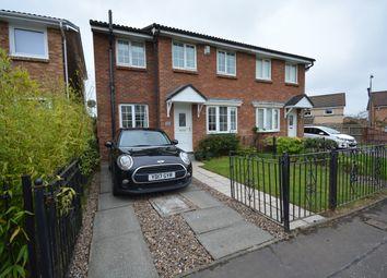 Thumbnail 4 bed semi-detached house for sale in Auchencar Drive, Kilmarnock