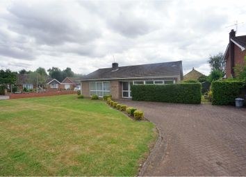 Thumbnail 3 bed detached bungalow for sale in Kings Walden Road, Great Offley