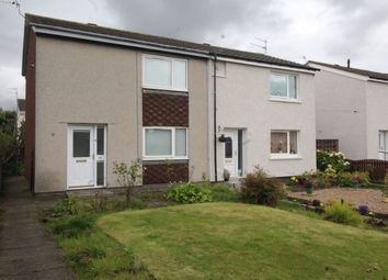 Thumbnail 2 bed semi-detached house for sale in Burghlee Crescent, Loanhead
