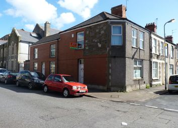 Thumbnail 7 bedroom terraced house for sale in May Street, Cardiff