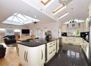 Thumbnail 4 bed bungalow for sale in Bromley Green Road, Ruckinge, Ashford, Kent