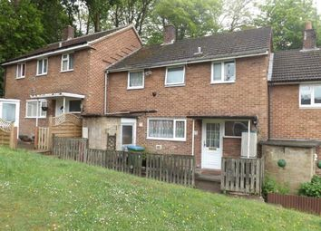 Thumbnail 3 bedroom terraced house for sale in Harefield, Southampton, Hampshire