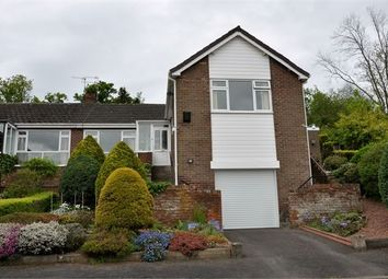 Thumbnail 3 bed semi-detached bungalow for sale in Edgewood, Hexham, Northumberland.
