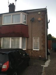 Thumbnail 3 bed semi-detached house to rent in Bedwell Gardens, Hayes