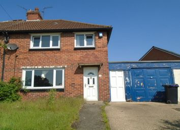 Thumbnail 3 bed semi-detached house to rent in Thorpe Crescent, Middleton, Leeds