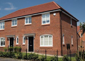 Thumbnail 3 bed semi-detached house to rent in Cotton Grass Drive, Manchester