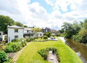 Thumbnail 3 bedroom detached house for sale in Coppermill Lock, Canal Side, Harefield, Uxbridge