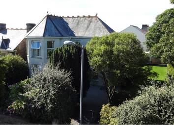 Thumbnail 4 bedroom detached house for sale in Park Road, Redruth