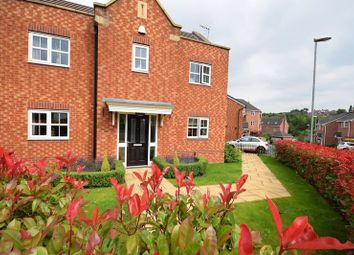 Thumbnail 4 bed detached house for sale in Mansfield Grove, Norton, Stoke-On-Trent